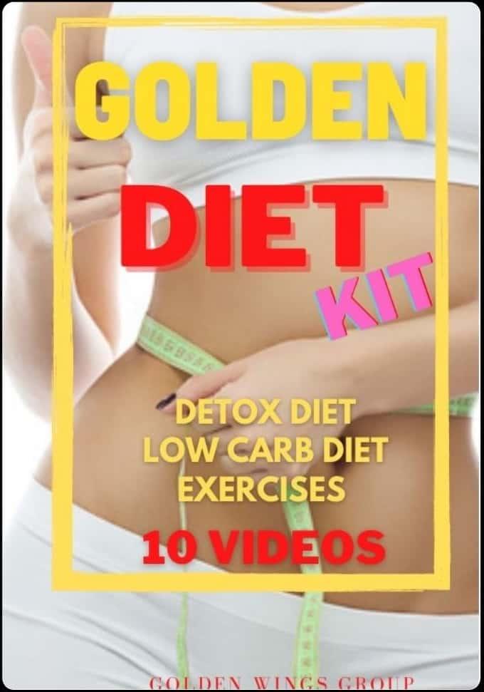 Golden Diet Kit Reviews
