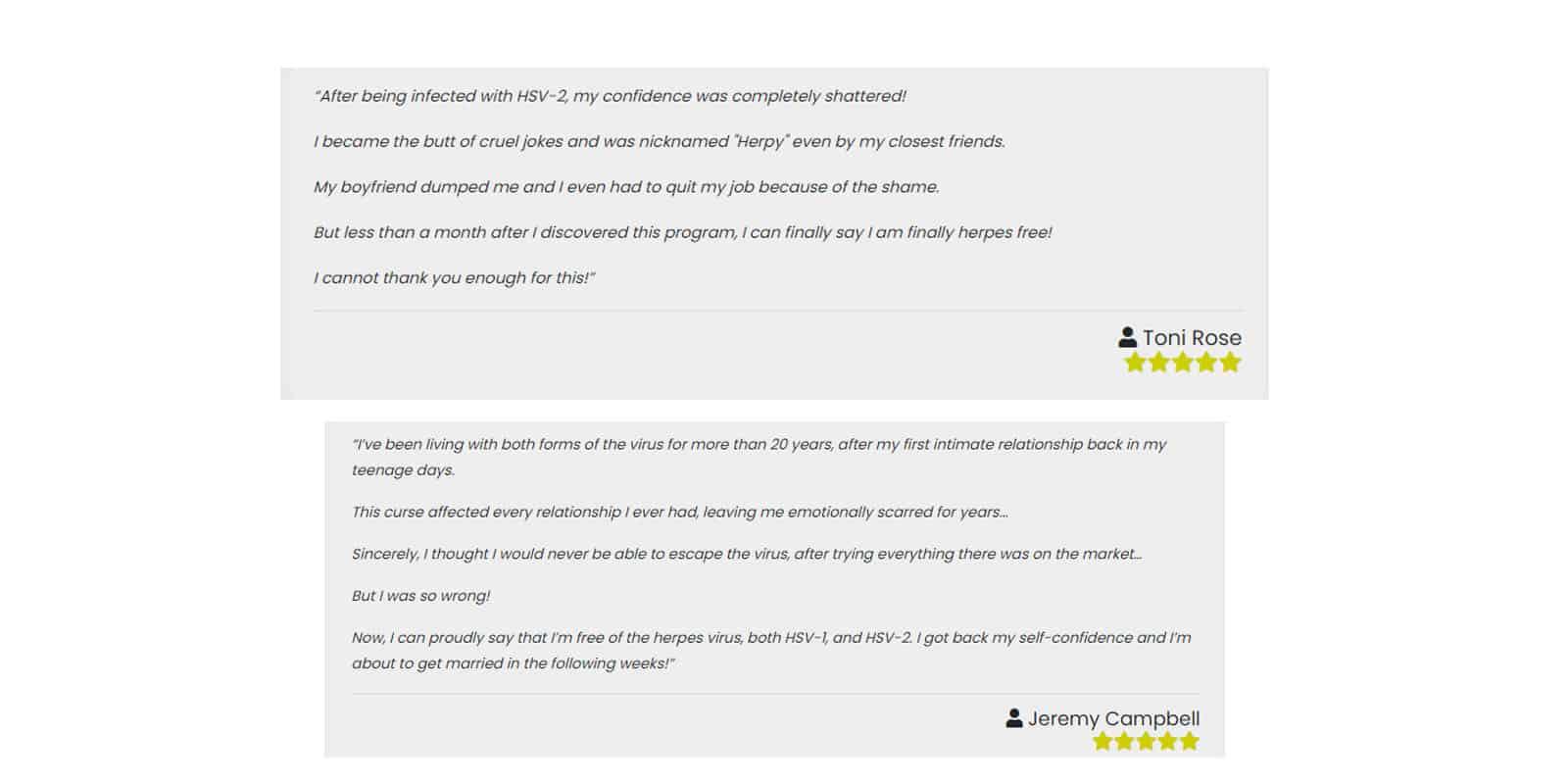 HerpaGreens Customer Reviews