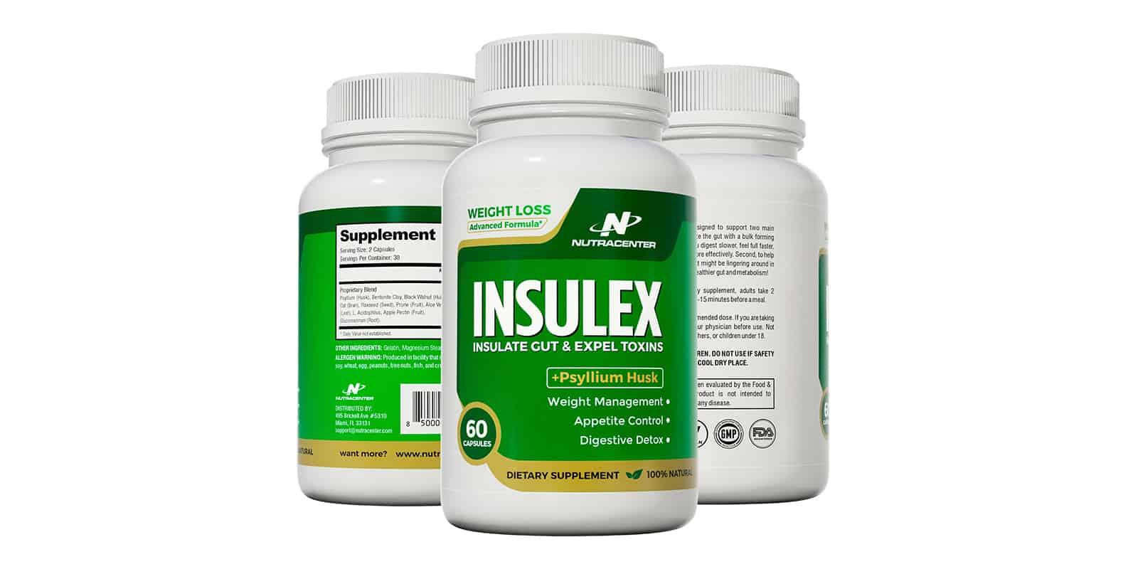 Insulex dosage