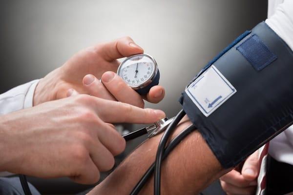 Optimum Blood Pressure Working