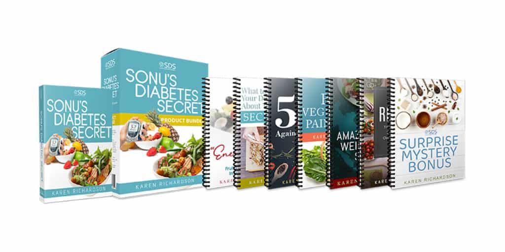 Sonu's Diabetes Secret Reviews bonuses