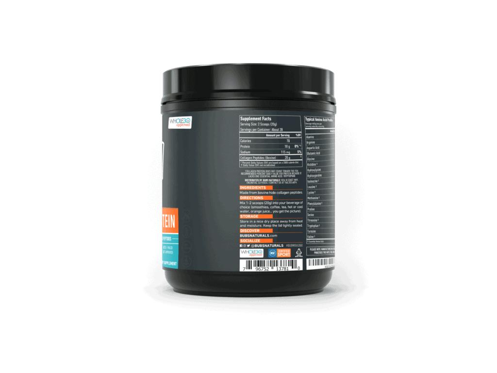 Collagen-Protein-Dosage