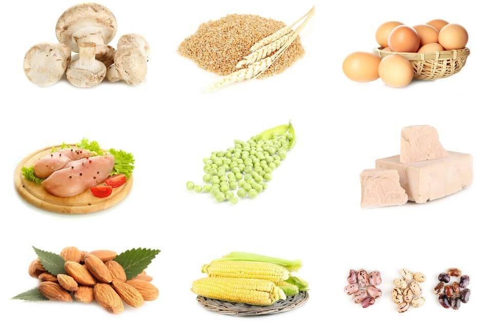 Vitamin B6, Vitamin C and Niacin