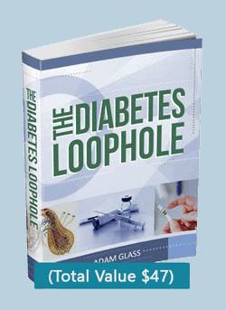 Cardio Clear 7-Bonus 1: The Diabetes Loophole Book