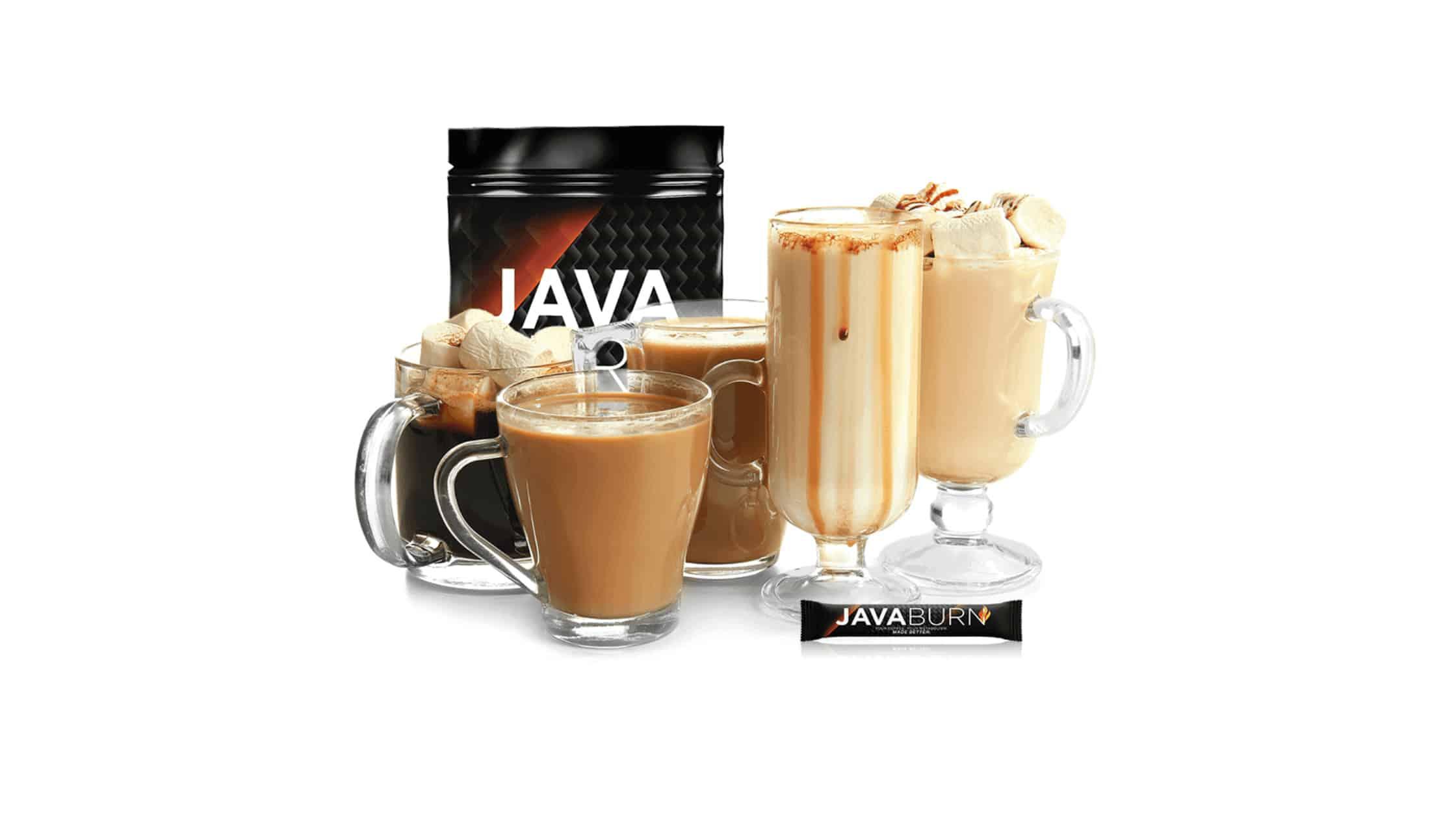 Java Burn Using