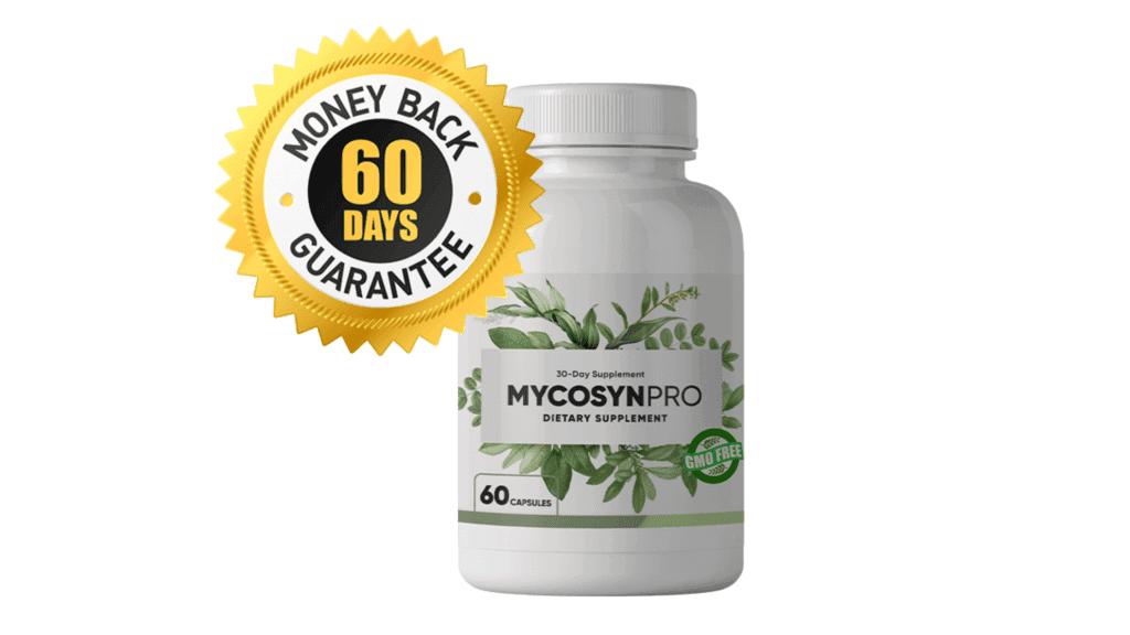 Mycosyn Pro Money-back Guarantee