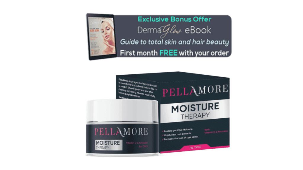 Pellamore Moisture Therapy - Bonus