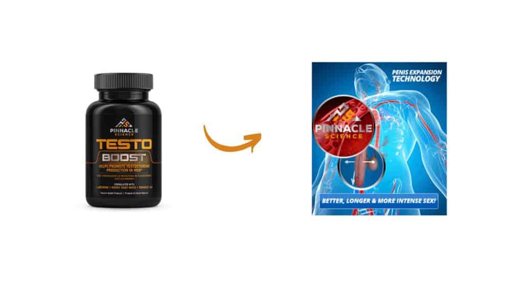 Pinnacle Science Testo Boost Supplement Benefits