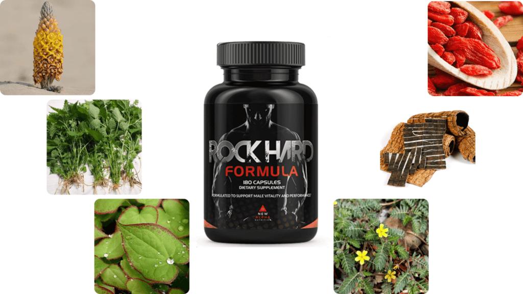 Rock Hard Formula Ingredients