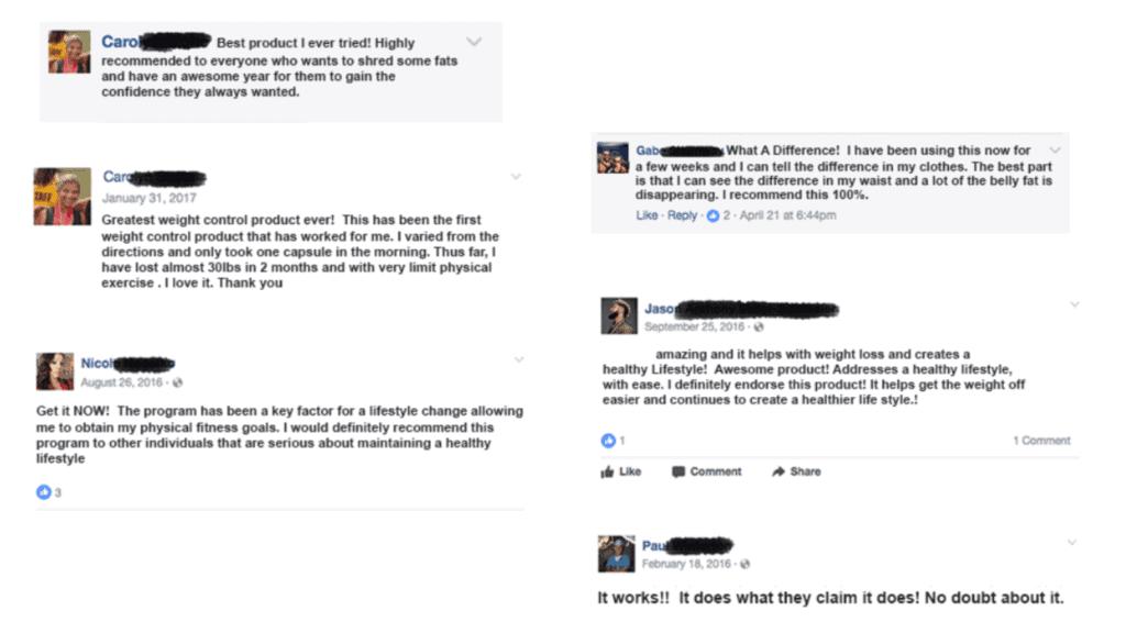 Selzia Keto Customer Reviews