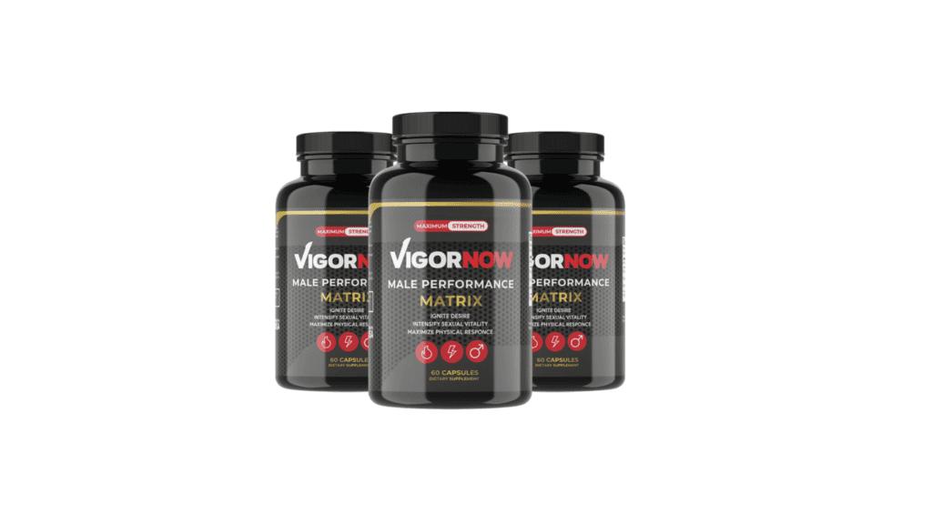 VigorNow Male Enhancement Pills For Increasing Sexual Organ