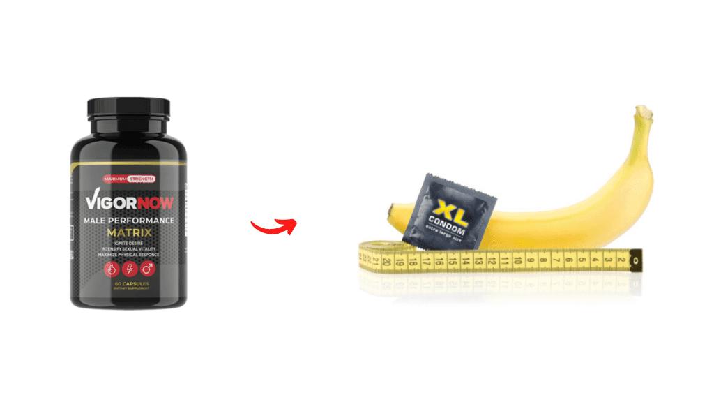 VigorNow Supplement Benefits