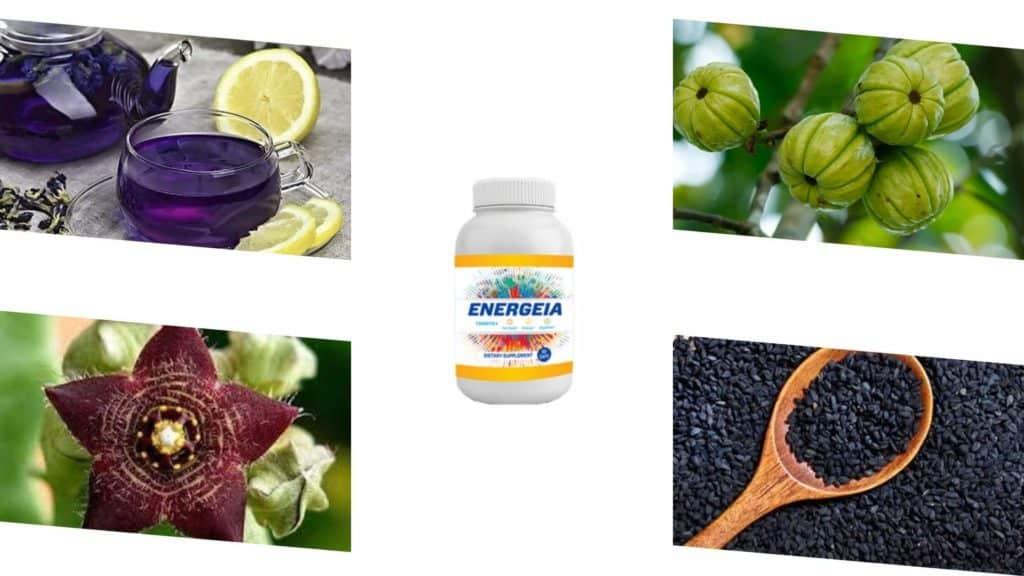 Ingredients Of Energeia