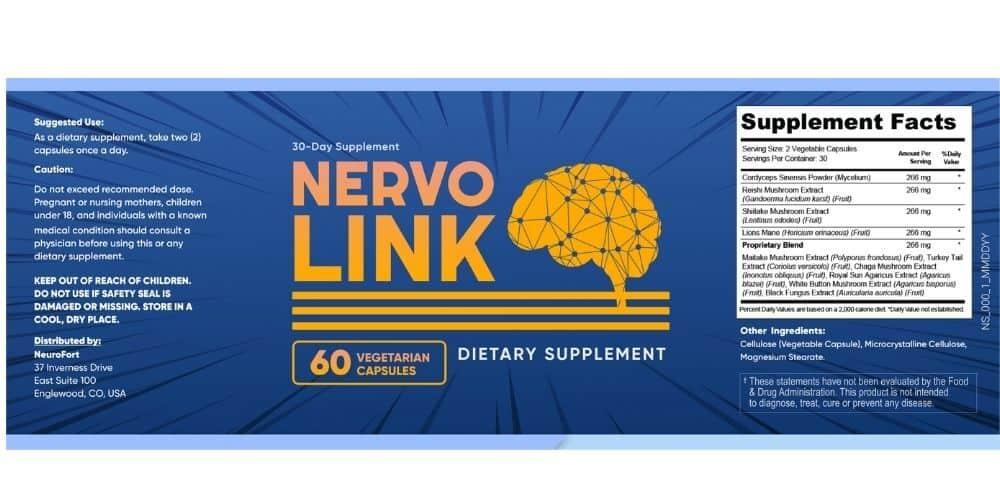 NervoLink Dosage