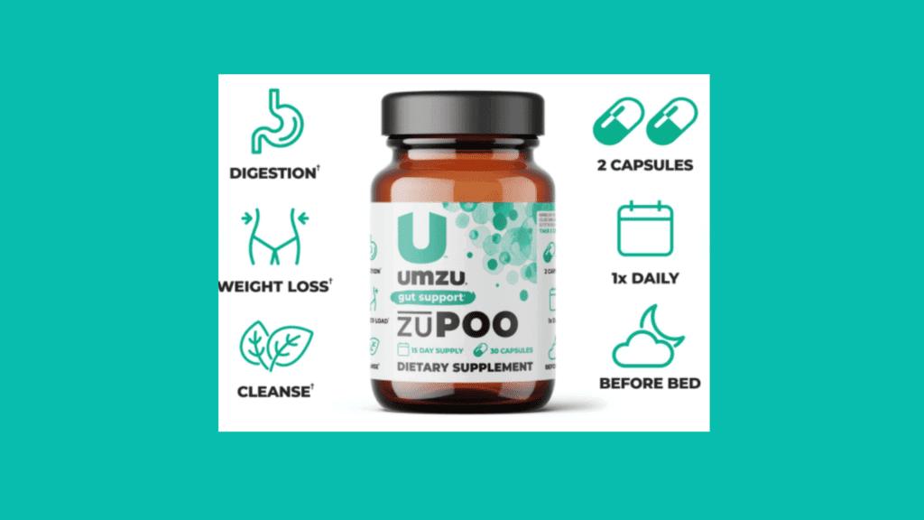 UMZU zuPOO Benefits