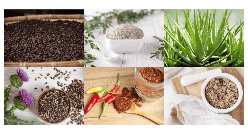 UMZU zuPOO Ingredients